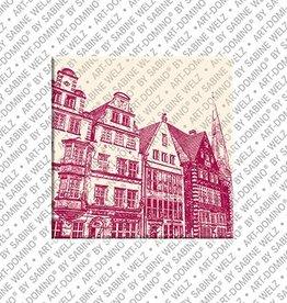 ART-DOMINO® by SABINE WELZ Magnet Bremen - 09