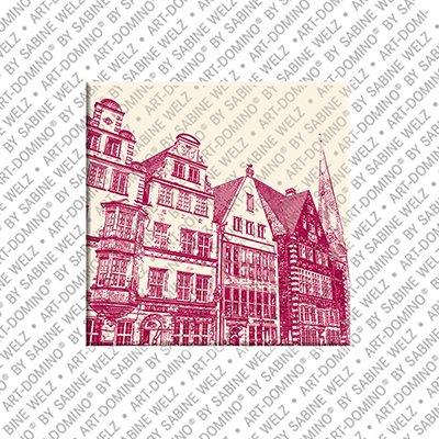 ART-DOMINO® by SABINE WELZ Bremen - Rathausplatz