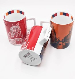 ART-DOMINO® by SABINE WELZ CITY-MUG HAMBURG - 08