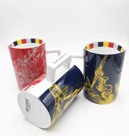 ART-DOMINO® by SABINE WELZ CITY-MUG HAMBURG - 03