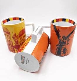 ART-DOMINO® by SABINE WELZ CITY-MUG MUNICH - 01