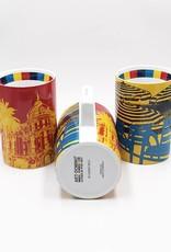 ART-DOMINO® by SABINE WELZ NIZZA CITY-MUG 01