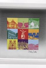 ART-DOMINO® by SABINE WELZ Nizza - Motiv-Mix 9-01