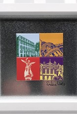 ART-DOMINO® by SABINE WELZ Nice - Motif Mix 4-01