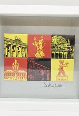 ART-DOMINO® by SABINE WELZ Berlin - Motiv-Mix 6-01