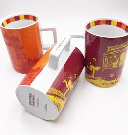 ART-DOMINO® by SABINE WELZ CITY-MUG LISBON - 01