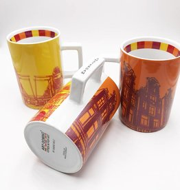 ART-DOMINO® by SABINE WELZ CITY-MUG AMSTERDAM - 01