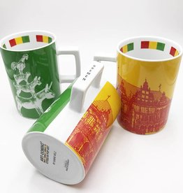 ART-DOMINO® by SABINE WELZ CITY-MUG BREMEN - 01