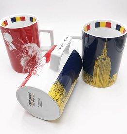 ART-DOMINO® by SABINE WELZ CITY-MUG NEW YORK - 01