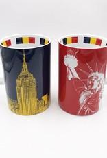 ART-DOMINO® by SABINE WELZ NEW YORK CITY-MUG 01