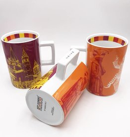 ART-DOMINO® by SABINE WELZ CITY-MUG MAINZ - 01