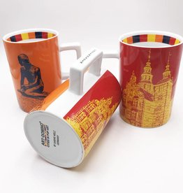 ART-DOMINO® by SABINE WELZ CITY-MUG COPENHAGEN - 01