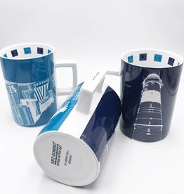 ART-DOMINO® by SABINE WELZ CITY-MUG SYLT - 01