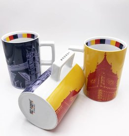ART-DOMINO® by SABINE WELZ CITY-MUG LONDON - 01