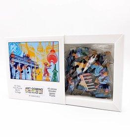 ART-DOMINO® BY SABINE WELZ PUZZLE - BERLIN - 01