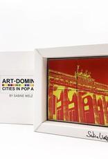 ART-DOMINO® by SABINE WELZ Berlin - Brandenburger Tor 6