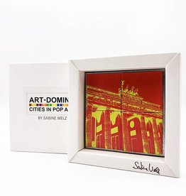 ART-DOMINO® BY SABINE WELZ MAGNET - PICTURE BERLIN - 06
