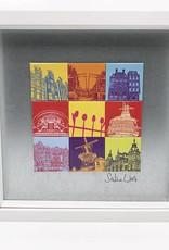 ART-DOMINO® BY SABINE WELZ Amsterdam - Motif Mix 9-01
