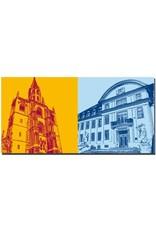 ART-DOMINO® BY SABINE WELZ Konstanz - Münster + Handwerkskammer