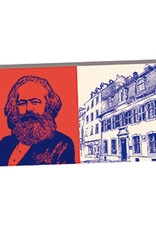 ART-DOMINO® by SABINE WELZ Trier - Karl-Marx und Karl-Marx-Haus