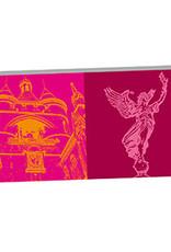 ART-DOMINO® by SABINE WELZ Bordeaux - Grosse cloche und La victoire brisant ses chaines