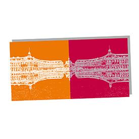 ART-DOMINO® by SABINE WELZ Bordeaux - Place de la bourse