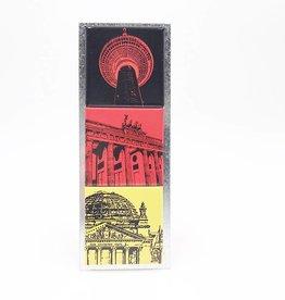 ART-DOMINO® by SABINE WELZ MAGNETSET - BERLIN - 3 - 14