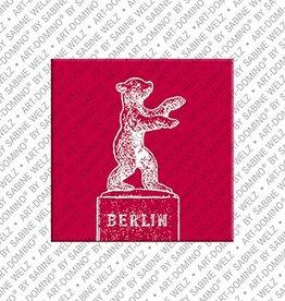 ART-DOMINO® by SABINE WELZ Magnet  - Berlin - 11