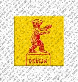 ART-DOMINO® by SABINE WELZ Magnet  - Berlin - 57
