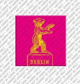 ART-DOMINO® by SABINE WELZ Magnet  - Berlin - 89