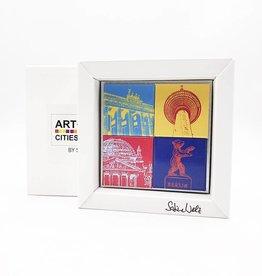 ART-DOMINO® by SABINE WELZ MAGNETSET - GESCHENKBOX - BERLIN - 4 - 05