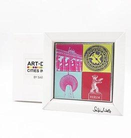 ART-DOMINO® by SABINE WELZ MAGNETSET - GESCHENKBOX - BERLIN - 4 - 04