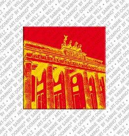 ART-DOMINO® by SABINE WELZ Magnet - Berlin - 02