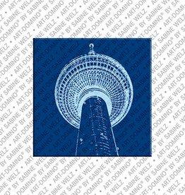 ART-DOMINO® by SABINE WELZ Magnet - Berlin - 03