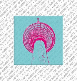ART-DOMINO® by SABINE WELZ Aimant - Berlin - 04