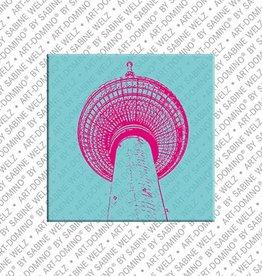 ART-DOMINO® by SABINE WELZ Magnet - Berlin - 04