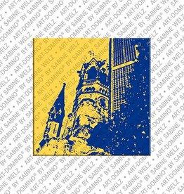 ART-DOMINO® by SABINE WELZ Magnet - Berlin - 07