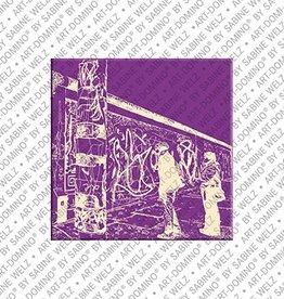 ART-DOMINO® by SABINE WELZ Magnet - Berlin - 15