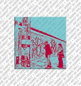 ART-DOMINO® by SABINE WELZ Magnet - Berlin - 16