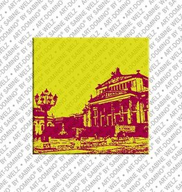 ART-DOMINO® by SABINE WELZ Magnet - Berlin - 19