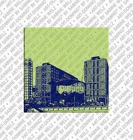 ART-DOMINO® by SABINE WELZ Magnet - Berlin - 21