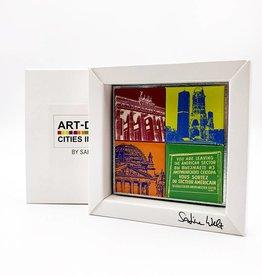 ART-DOMINO® by SABINE WELZ MAGNETSET - GESCHENKBOX - BERLIN - 4 - 01