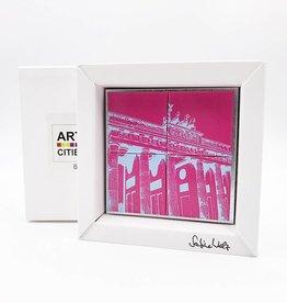 ART-DOMINO® BY SABINE WELZ MAGNETBILD - BERLIN - 03