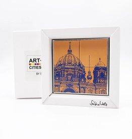 ART-DOMINO® BY SABINE WELZ MAGNETBILD - BERLIN - 24