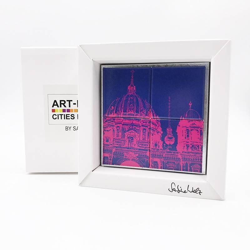 ART-DOMINO® by SABINE WELZ Berlin - Berliner Dom - 2
