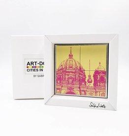 ART-DOMINO® by SABINE WELZ MAGNETBILD - BERLIN - 27