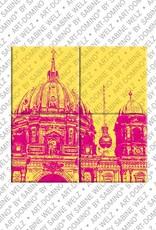 ART-DOMINO® by SABINE WELZ Berlin - Berlin Cathedral - 3