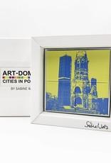 ART-DOMINO® by SABINE WELZ Berlin - Kaiser-Wilhelm-Gedächtniskirche 2
