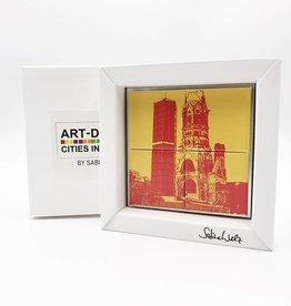 ART-DOMINO® by SABINE WELZ MAGNETBILD - BERLIN - 30