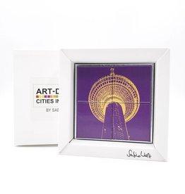 ART-DOMINO® by SABINE WELZ MAGNETBILD - BERLIN - 26